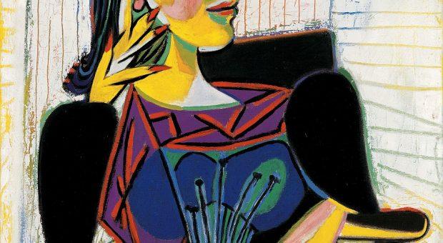 Portrait de Dora Maar 1937