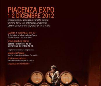 Mercato dei vini e dei vignaioli Piacenza