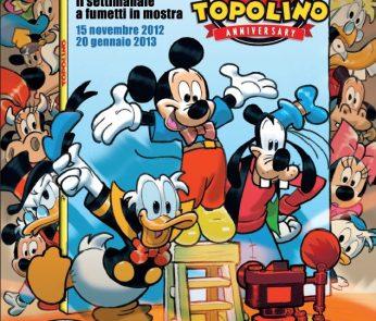 Mostra Topolino Milano