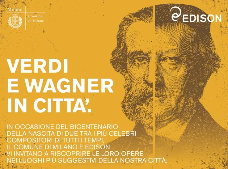 Verdi e Wagner in città