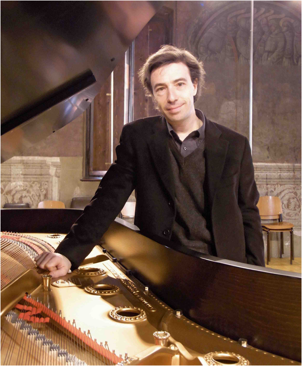 Carlo Balzaretti pianista