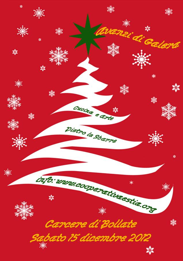 Mercatino di Natale carcere di Bollate2