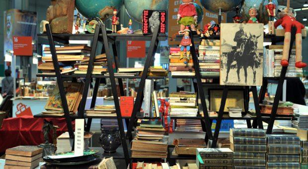 Salone del libro usato 2012