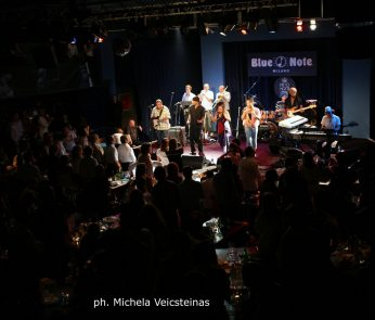 Incognito @ Blue Note - Milano