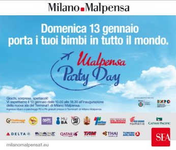 Malpensa Party Day