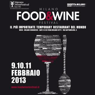 Milano Food&Wine Festival 2013