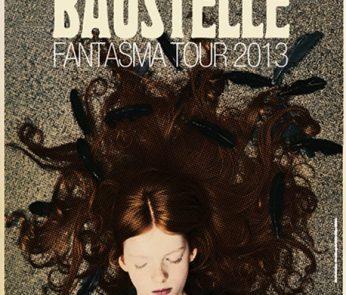 Baustelle Fantasma Tour 2013