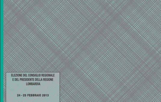 Elezioni regionali 2013 Lombardia