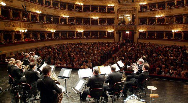 Gli Ottoni della Scala