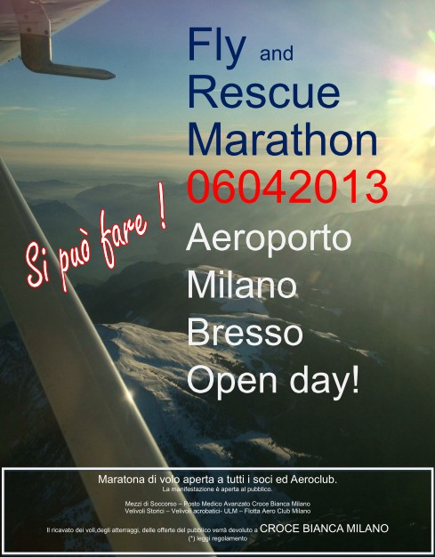 Aeroclub Milano open day