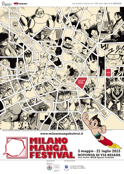 Milano Manga festival