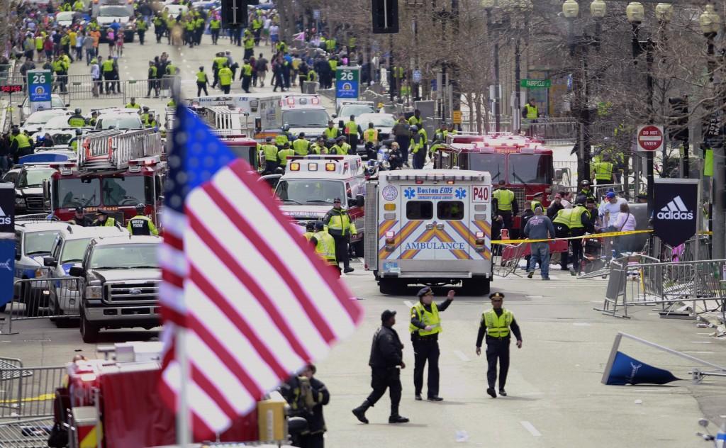 Attentato a Boston