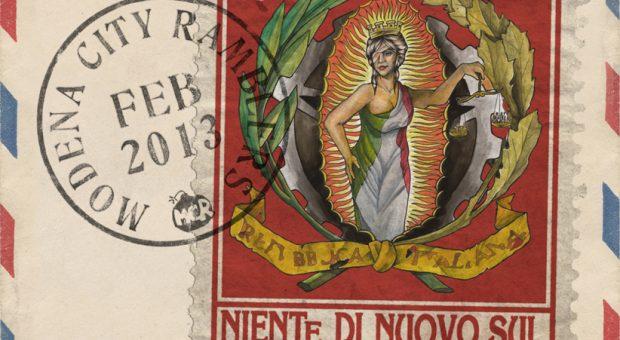 Modena City Ramblers Niente di nuovo sul fronte occidentale