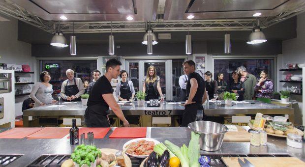 Corsi di cucina Teatro7