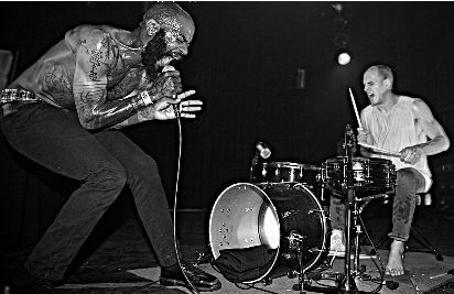 Death Grips Milano