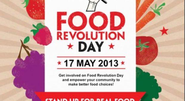 Food Revolution Day 2013