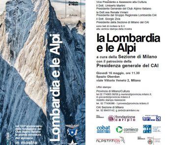 La Lombardia e le Alpi