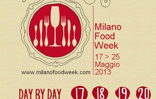 Milano Food Week 2013