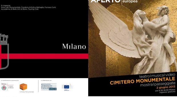 Musei a cielo aperto Milano Cimitero Monumentale