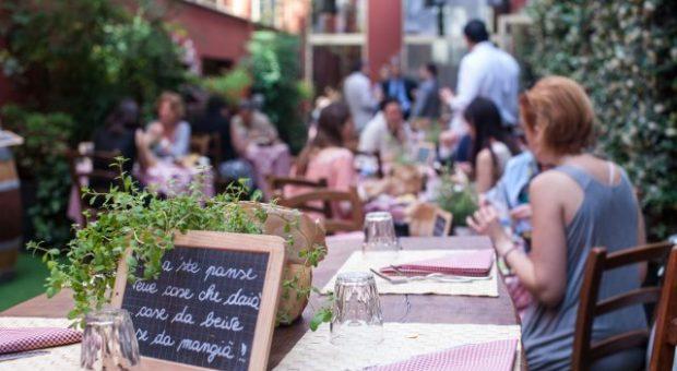 Garden Restaurant Enterprise Hotel