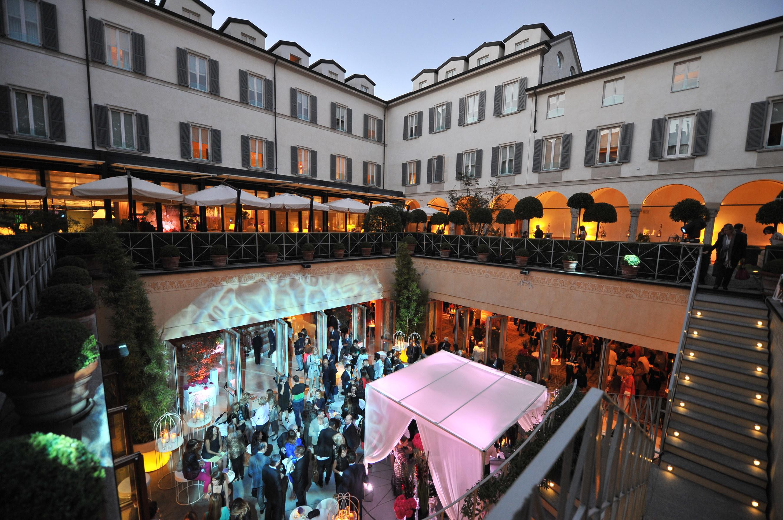 Four Seasons Hotel Milano 1