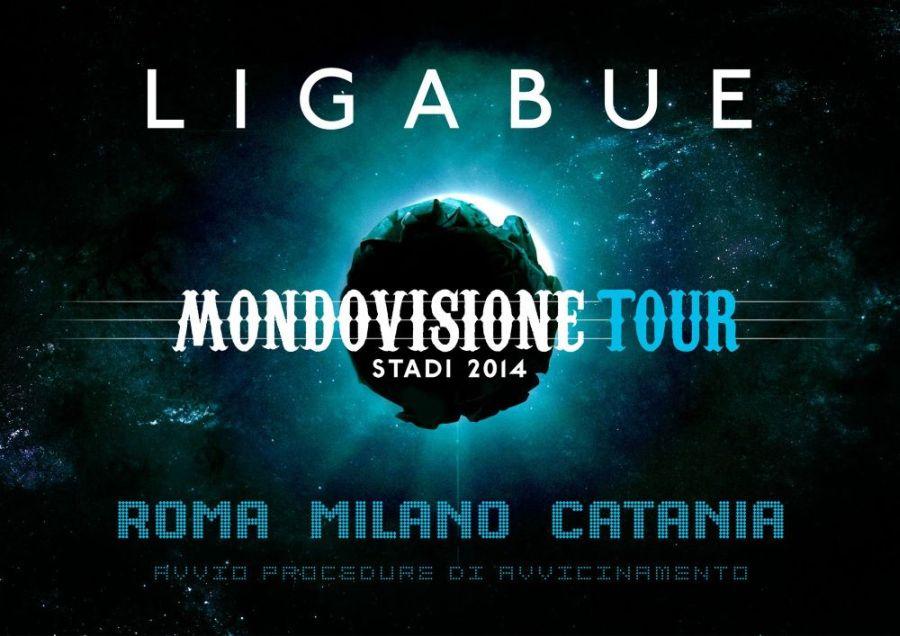 Ligabue mondovisione tour 2014 date dei concerti di milano - Cosa si puo portare allo stadio san siro ...