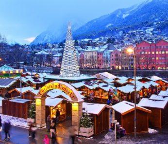Innsbruck mercatino Natale