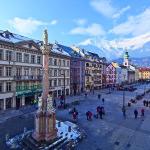 Innsbruck piazza