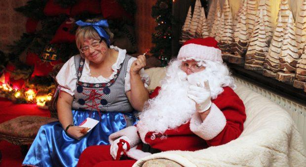 La Casa Di Babbo Natale Vicino Milano.Casa Di Babbo Natale A Clusone In Val Seriana Nei Weekend Di Dicembre