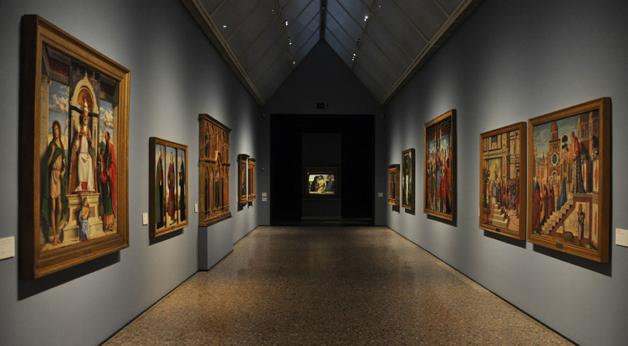 Notte al Museo Pinacoteca di Brera