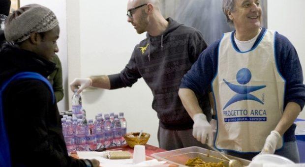 iacchetti progetto arca cena natale milano
