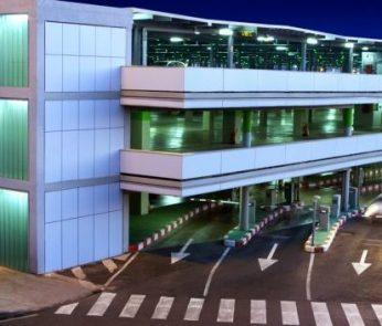 parcheggi in aeroporto