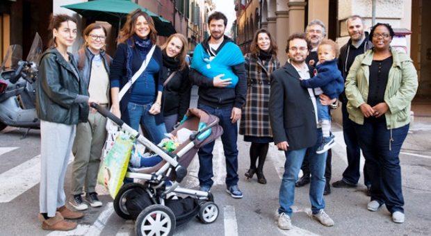 social street milano felice