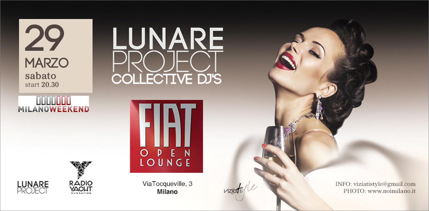 Fiat Open Lounge Milano Weekend