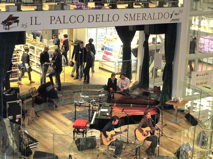 Indie a colazione eataly milano weekend for Eataly milano eventi