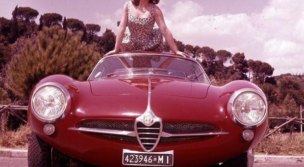 Alfa Romeo Giulietta 60 anni