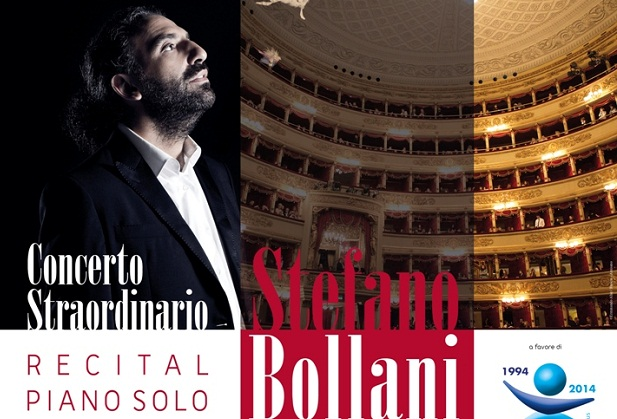 Stefano Bollani Teatro alla Scala