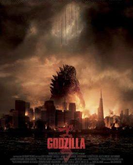 Locandina Godzilla