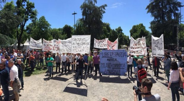 wired fest protesta uber foto maurizio pesce