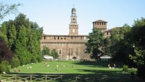 castello sforzesco estate 2017