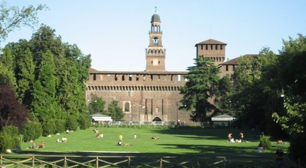 castello sforzesco estate 2017