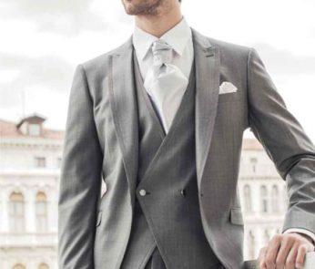 abito sposo tre pezzi