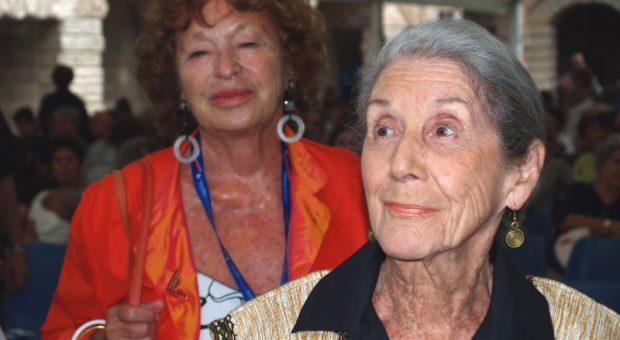 Nadine Gordimer e Inge Feltrinelli
