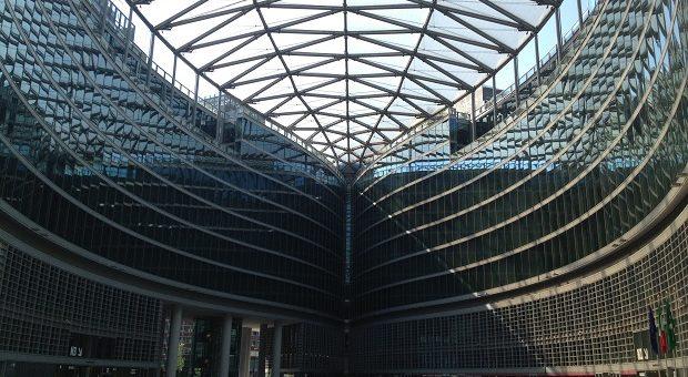 Palazzo Lombardia Belvedere Da Settembre Riprendono Le Visite