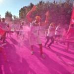 5 Photo Daniele Montigiani / LaPresse6-9-2014 Milan (Italy) The Color Run Milan