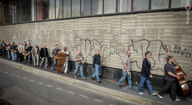 11 Area Musica_un gruppo di musicisti © Roberto Cifarelli