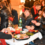 Cena in nero Galleria Milano 2014-12