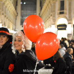 Cena in nero Galleria Milano 2014-21