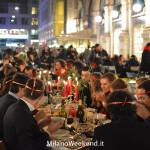 Cena in nero Galleria Milano 2014-25