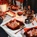 Cena in nero Galleria Milano 2014-6